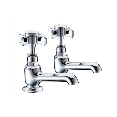 Eden Chrome Basin Taps